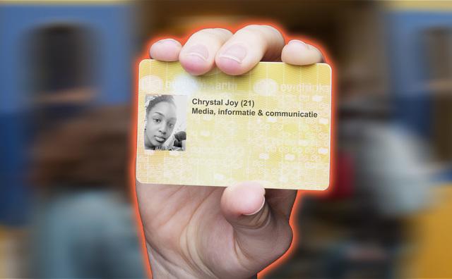 Halte HvA - Chrystal Joy