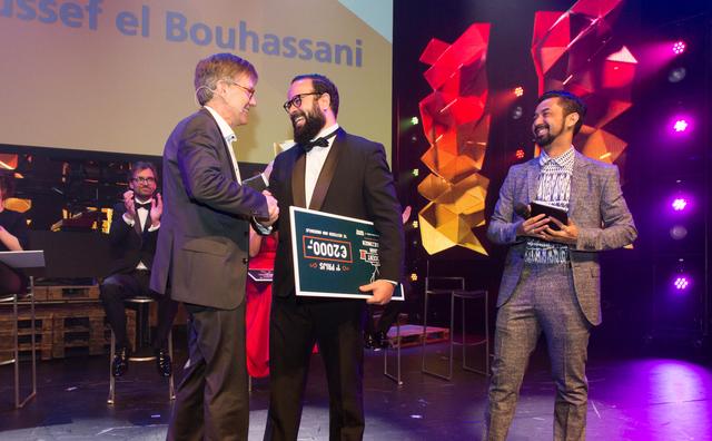 Youssef El Bouhassani wordt misschien landelijk docent van het jaar