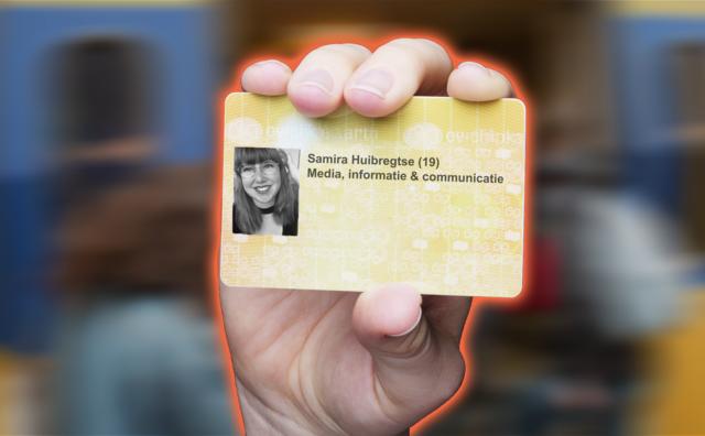 Halte HvA - Samira Huibregtse