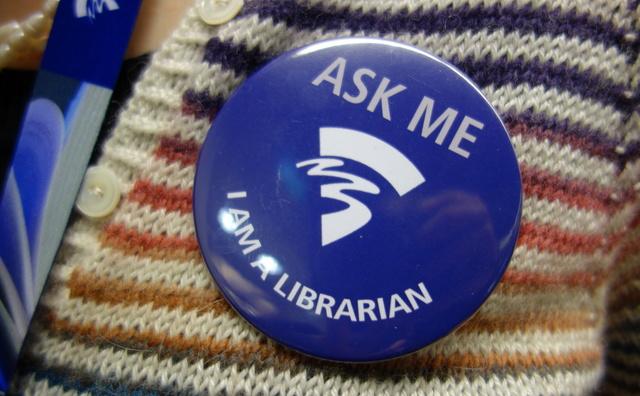 Deze HvA'ers van de bibliotheek helpen je aan een aha!-momentje
