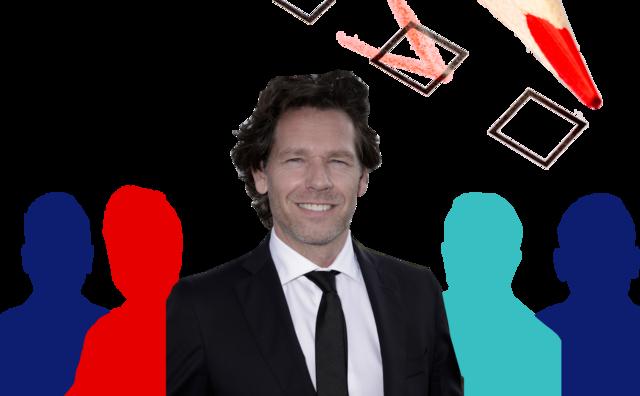 Docent op de kieslijst: Rich Tiggeler