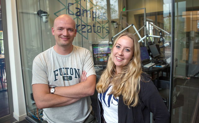 Podcast: topsporters hoeven niet te kiezen tussen toets of training