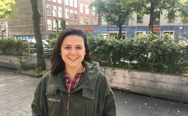 Stage: Charlotte Verwijs geeft Engels op de middelbare school
