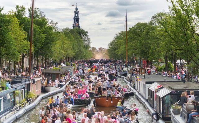 Mening: 'HvA-boot op de Pride? Leuk, maar niet doordacht'