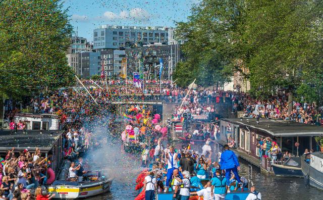 Mening: 'Er is nog veel winst te behalen, ook met een HvA-boot op Pride'