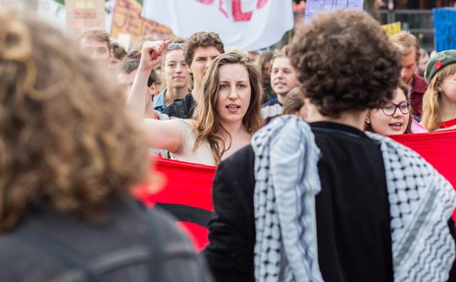 Oud-HvA'er Geertje Hulzebos stopt als LSVb-voorzitter na conflict