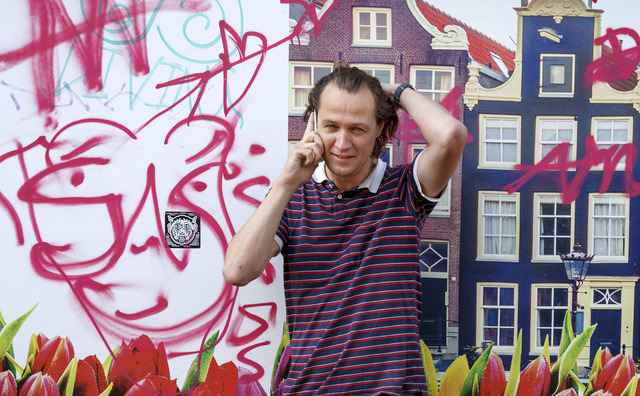 25 jaar HvA: Gijs startte tijdens zijn studie met ondernemen
