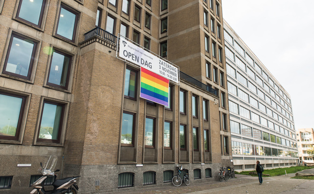 HvA Pride wil 'onzichtbare groep' zichtbaar maken