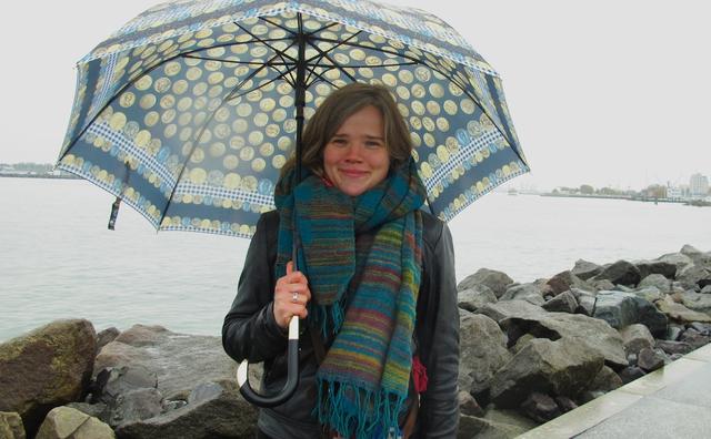 Groesjenjka's scriptie kreeg een 10+ én de Onderwijstoptalentprijs