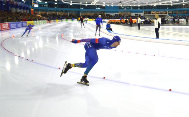 Thomas Krol wint brons op NK sprint met 'nare bijsmaak'