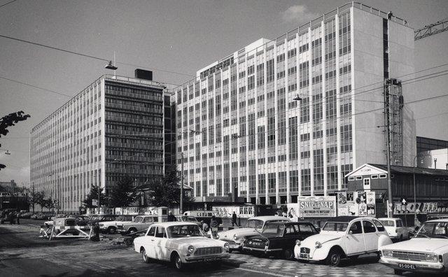 Het (oude) Wibauthuis: 'lelijkste gebouw van de stad' of monumentaal?