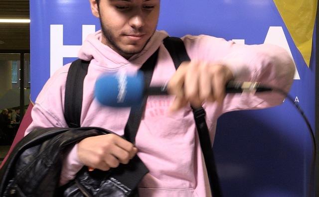 HvanA's micdrop in het Wibauthuis (dag 1)
