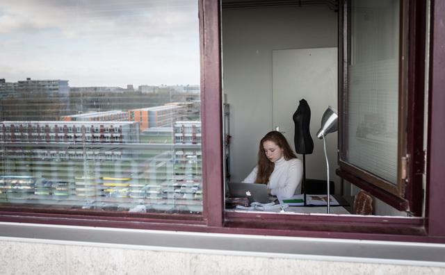 Studenten in Daalwijk: 'Ik durf 's avonds nooit naar buiten'
