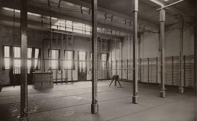 Van gymnastiekzaal tot springkussen, dit is hoe de Alo er vroeger uitzag