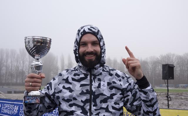 Pieter Hofmann liep dit jaar twaalf marathons: 'Missie voltooid'