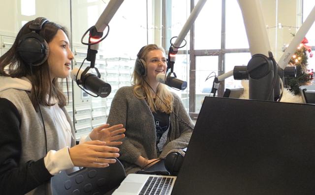 Campus Creators maken zes uur lang radio voor Serious Request