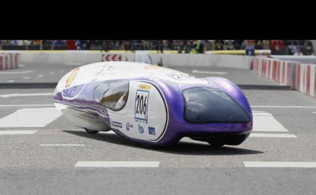 Kleinste HvA'er gezocht om waterstofauto te besturen
