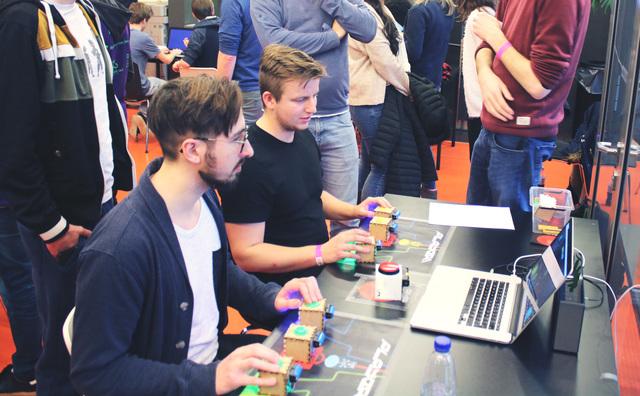 Docenten ontwikkelen games om geloofwaardig te blijven