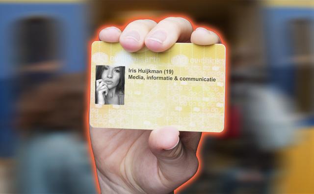 Halte HvA – Iris Huijkman