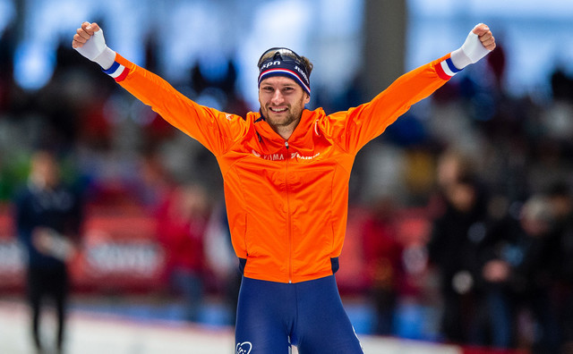 Thomas' gouden race op 1500 meter: 'Het was alsof ik vloog'