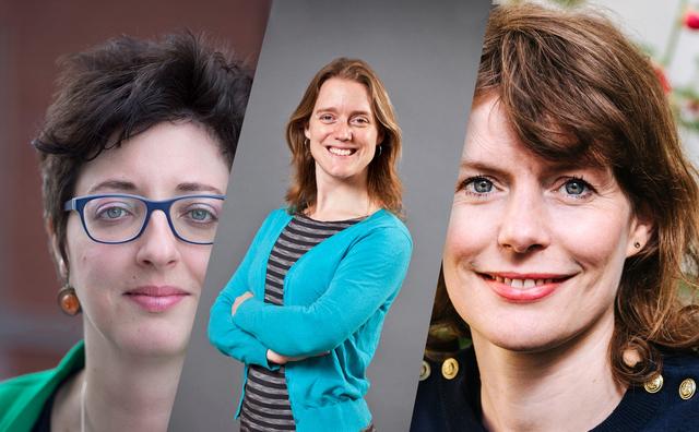 Vrouwelijke lectoren: hink-stap-sprong op de carrièreladder