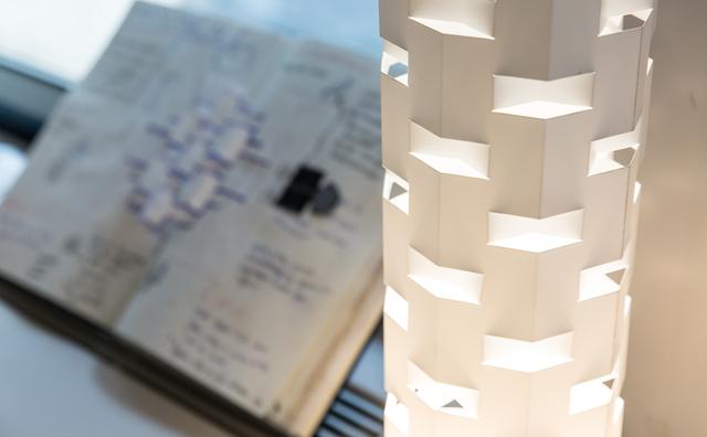 Jimi Hendrix en Arabische torens: designstudenten ontwerpen lampen