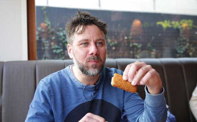 Snackcultuur in Amsterdam: 'De kroket verdwijnt nooit'