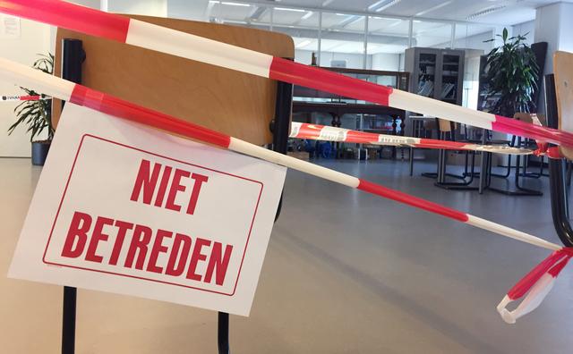 Update: Asbest in Leeuwenburg is gesaneerd, afdeling weer open