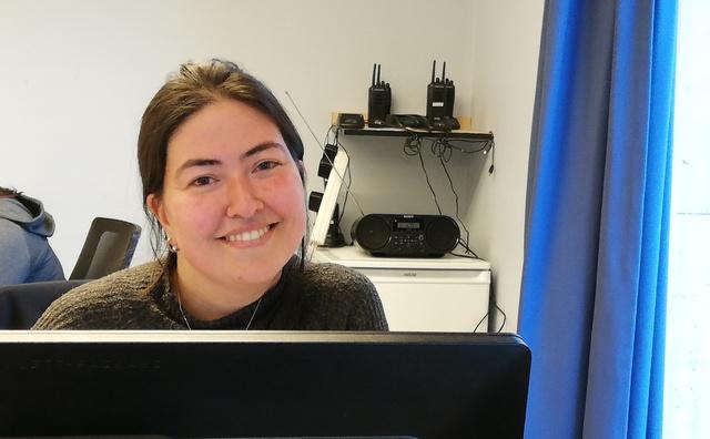 Aan het werk: Ruveyda is de helpende hand voor verstandelijk beperkten