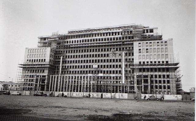 Het Kohnstammhuis door de jaren heen: hier vertrok 'De Gooische Moordenaar'