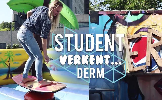 Student Verkent: op bezoek bij Derm