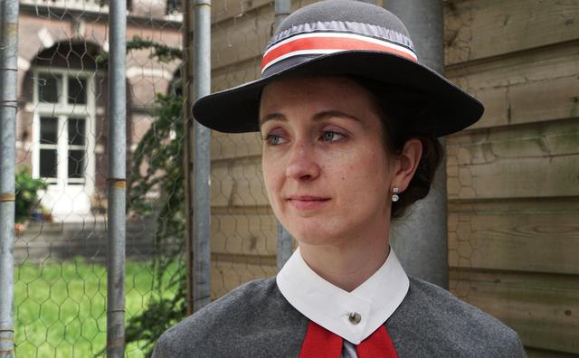 Passie: Welmoed brengt in zelfgemaakte kostuums geschiedenis tot leven