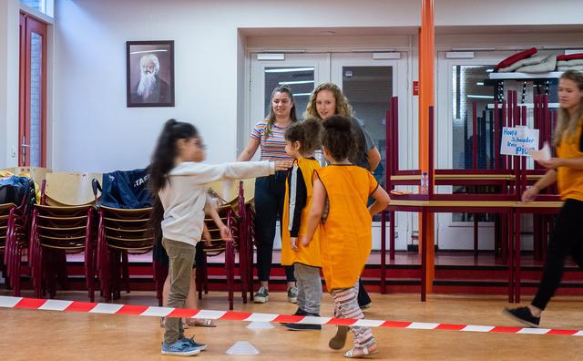 Deze HvA'ers leren VU-studenten professioneel spelen