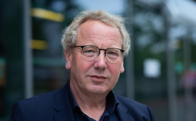 Podcast: Even doorpraten met decaan Willem Baumfalk
