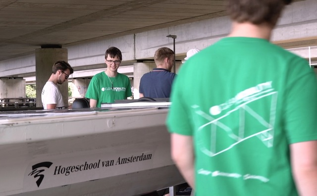 De Solar Boat Challenge in Monaco: 'Het is trial and error' (Teaser)