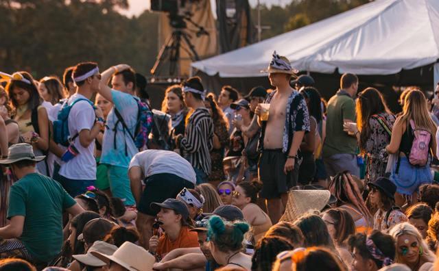 Deze lector weet alles over festivals: 'Broodje vlees nog altijd het populairst'