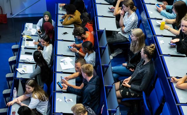 Nieuwe wet maakt weg vrij voor Nationale Studenten Enquête