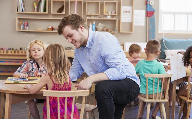 Staking: leggen de leraren van de toekomst ook het werk neer?