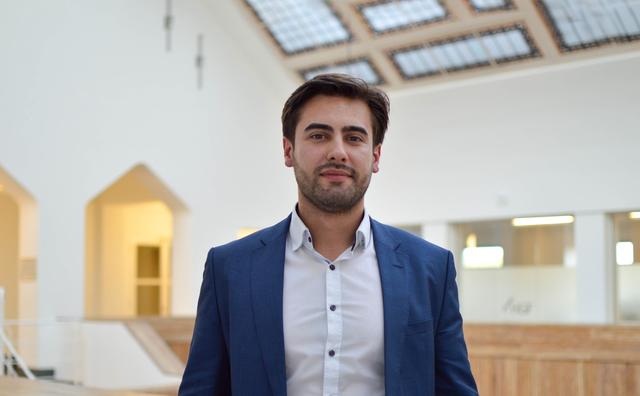 Artur Moeijes: 'Hangen op straat had ook mijn toekomst kunnen zijn'