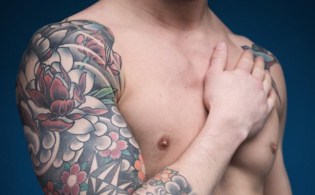 In beeld: we nodigden studenten met tatoeages uit in onze studio