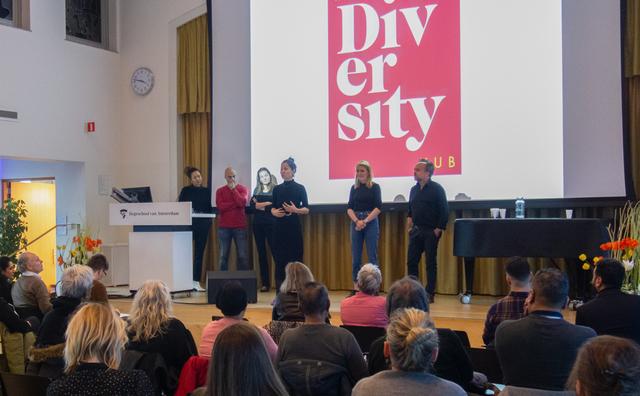 Nieuw diversiteitsplatform wint HvAll Inclusive Award