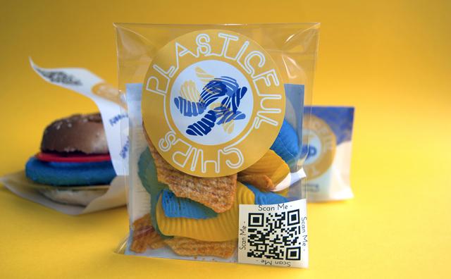 Black Mirror op de HvA: eten we straks plastic om de wereld te redden?