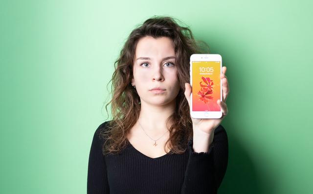 Challenge: redacteur Suzan dwingt zichzelf tot minder schermtijd