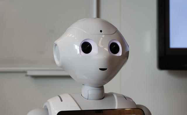'Hallo, ik ben Pepper!' Zit jij als student straks tegenover een robot?