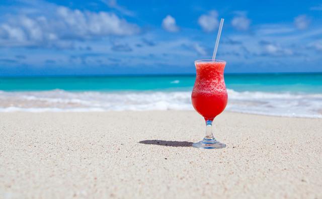 Lesgeven op Curaçao: cocktails na het werk