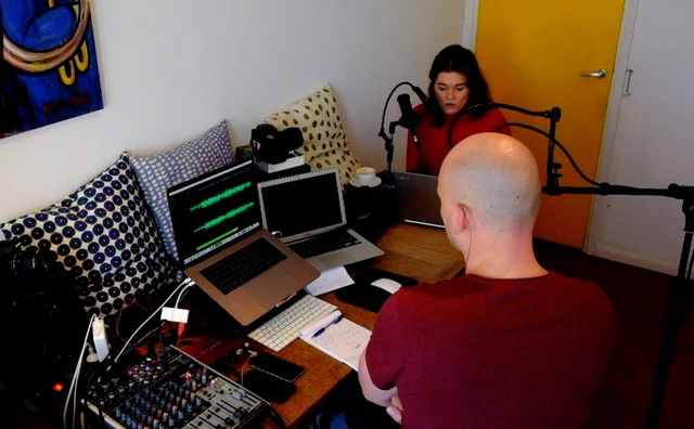Even doorpraten – Werken, studeren en podcasts opnemen doe je nu gewoon thuis