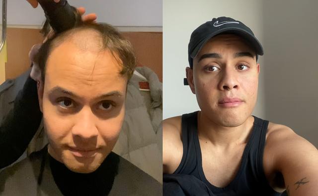 Corona-vlog 2: De kapper is dicht dus scheert Ruben zijn hoofd kaal