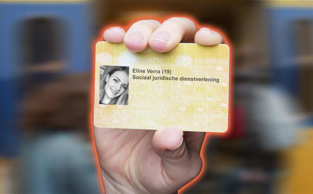 Halte HvA – Eline Verra