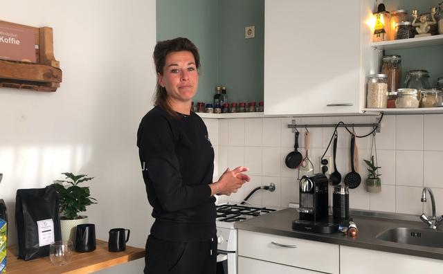 Isolatie-inspiratie: de lekkerste thuiscappuccino door HvA-barista Lizzy