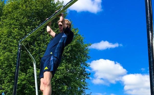 Droombaan: Dennis wil een sportschool openen voor mensen met een beperking